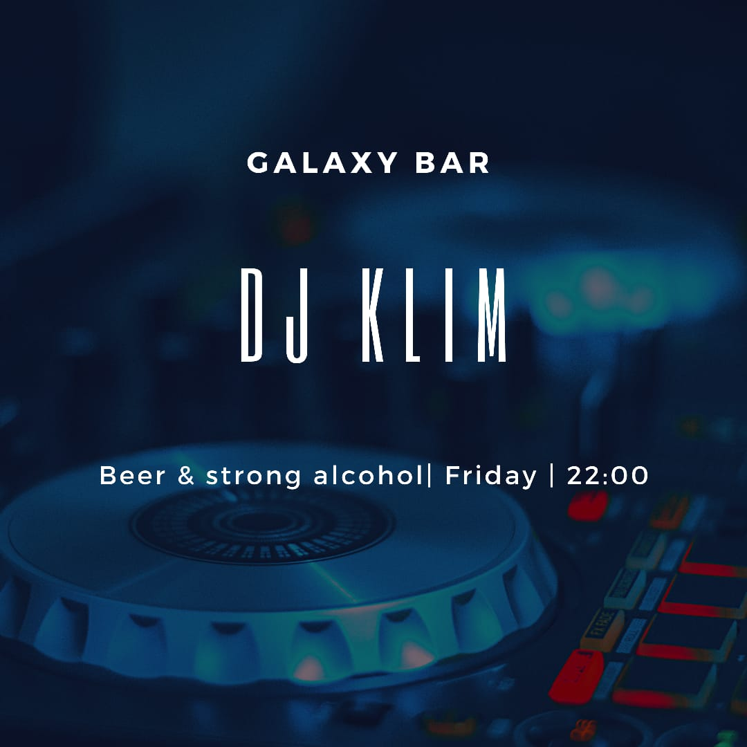 03/07 Dj Klim & strong alcohol!